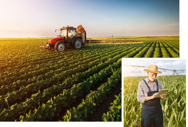 La France et l'agriculture
