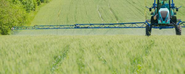 pulvérisateur agricole